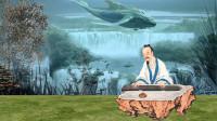 庄子说:他没有看到过巨大的鲲鹏,这个事例来自齐国人写的一本书