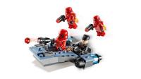 LEGO乐高积木玩具星球大战系列75266西斯部队冲锋兵套装速拼