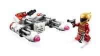 LEGO乐高积木玩具星球大战系列75263Y翼迷你战机套装速拼