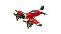 LEGO乐高积木玩具创意系列31047螺旋桨飞机套装速拼