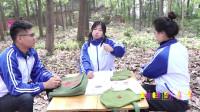 田田的童年搞笑短剧:按考试成绩分方便面,田田分到面饼大鱼分到调料,大锤的更搞笑