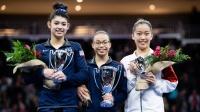 2020年 美国杯 女子全能决赛