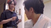 韩文向阿泽分享今日约会趣事,好兄弟就是用来嘚瑟的