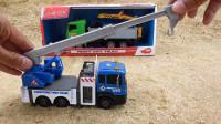 工程车玩具,垃圾回收车、大吊车、工程抓木机系列玩具