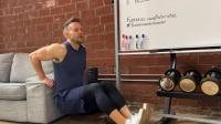 Rob Riches - 居家沙发循环训练|5x30秒全身训练