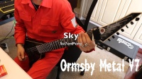 Ormsby Metal V7 与天上的飞鹰