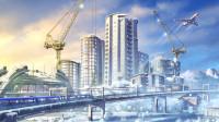 P4-开发第二个小岛-(鸡毛娱乐)城市:天际线娱乐实况解说