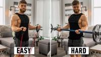 Jeff Nippard - 如何调整居家锻炼的方法来保持收益