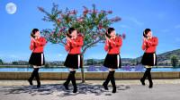 广场舞《思念情缘》带点伤感的歌声,饱含情感的演绎,送给你