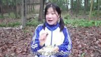 田田的童年搞笑短剧:如花老师给同学带了酒心巧克力,田田和大锤还是第一次吃,真好吃