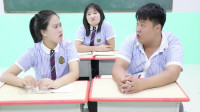 学霸王小九校园剧:班里选音乐课领唱,老师让每人唱一首歌,没想唱的一个比一个有才