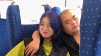 搞笑视频:哥们 就这你也能睡着 你这心是真大啊