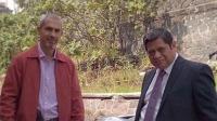 两位男星拍戏时同时坠桥身亡 是多年搭档也是好友