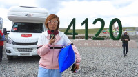 驾驶奇瑞生产的房车到海拔4120米,车友6口住一车,听他真实感受