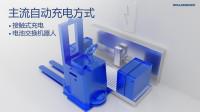 AGV基础:常见的AGV充电解决方案