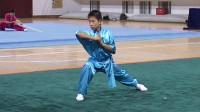 2005年全国青少年武术套路冠军赛 男子拳术 001 男子少年规定拳