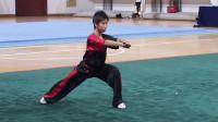 2005年全国青少年武术套路冠军赛 男子拳术 002 男子少年规定拳