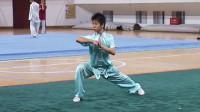 2005年全国青少年武术套路冠军赛 男子拳术 003 男子少年规定拳
