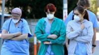 全球近70万人感染新冠肺炎 美国累计超16万例