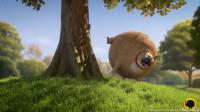 德国爆笑短片:如果动物界都变成圆滚滚的胖子,你心中会想到什么