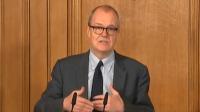 英国·首席科学顾问:预测疫情拐点为时过早 新闻30分 20200331