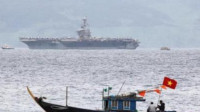美国罗斯福航母逾百人感染新冠肺炎 舰长致函求援
