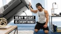 Jeff Nippard - 脑洞大开的居家无器械增肌训练