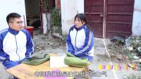 田田的童年搞笑短剧:田田和大锤没写作业还撒谎,没想被如花老师一眼识破!太有趣了