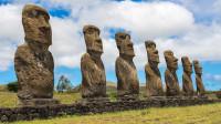 复活节岛石像之谜,外星人建造的吗?