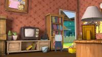 云彩面包:宏西大早上就在打扫房间,这让妈妈和宏贝感到震惊