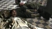 《黑人兄弟》作为一名优秀的士兵,不怕牺牲是基本,良好的演技才是战术!