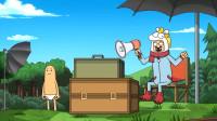 搞笑吃鸡动画:博士为配合达达拍宣传片炸掉实验室,谁知达达想赖账