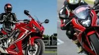 进口性能最可靠,热度最高的【本田CBR650R VS CBR650F】 摩托车