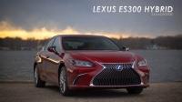 2020 雷克萨斯 ES300h - 北美唯美超技术宅内外饰及底盘详解