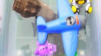 益智玩具英语启蒙,为孩子们学习汽车,动物,玩具的发音