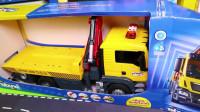 小锋玩具, 工程车, 卡车, 挖掘机, 玩具集合15