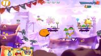 愤怒的小鸟2游戏【990】带上冰淇淋帽子,用神鹰魔法