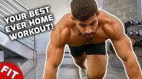 【Fit Media】居家锻炼全身的绝佳训练动作演示