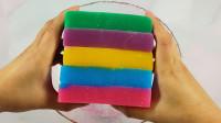 捏起来超解压的吸水海绵,捏哪个颜色让你更解压呢?