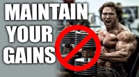 Mike O'Hearn - 如何在没有健身房的情况下维持肌肉