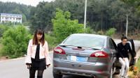 四川方言:美女学员把驾校的车开回农村,教练气炸了却有苦说不出