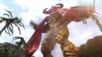 奥特曼:超时空魔神埃塔尔加登场,赛罗维克特利联合,都不是对手!