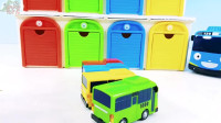 掘机视频表演大全挖土机玩具视频 玩具 变形警车珀利玩具106