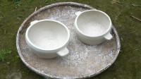 水稻哥 第103集 陶艺如何建造小型烧窑如何制作陶罐、碗、杯(手工陶艺烧制)