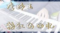 李玲玉《粉红色的回忆》电子琴经典演奏