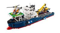 LEGO乐高积木玩具科技机械组系列42064海洋资源勘探船套装速拼