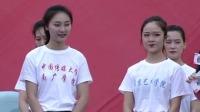 南京艺术学院女生不放弃最后追平比分