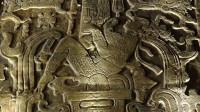 玛雅壁画中发现了宇航员?头戴圆形盔甲,和现在宇航服极似