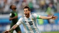 【全场集锦】梅西劲射破门! 尼日利亚1-2阿根廷