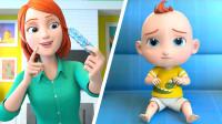 超級寶貝JOJO 第72集 寶寶傷口換藥